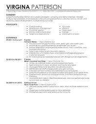Summary For Resume Retail Customer Service Resume Sample 618 800 Retail Customer
