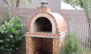 good outdoor pizza oven diy in how to build an outdoor wood fired