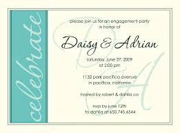 Engagement Party Invitation Template Engagement Party Invitation Wording Engagement Party Invitation 7