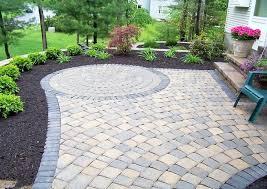 20 stunning cement patio ideas paver patio designsbrick