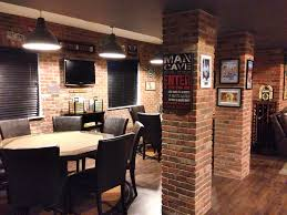 Best Images About Outdoorsman And Other Man Caves On Pinterest - Unfinished basement man cave ideas