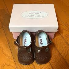 L Amour Angel Baby Shoes