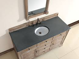 Driftwood Bathroom Vanity 60 Vicoli Single Bath Vanity Driftwood Bathgemscom