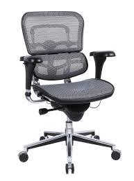 eurotech office chairs. Eurotech Ergohuman W09-53 Grey Mesh Office Chair Chairs
