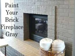 should i paint my brick fireplace what color should i paint my brick fireplace awesome gray should i paint my brick fireplace