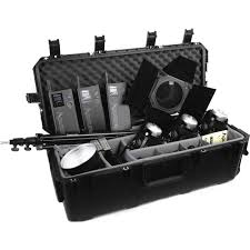 Aputure Light Storm C120d Ii Aputure Light Storm Lc 120d Ii Daylight Led 3 Light Kit With V Mount Battery Plate