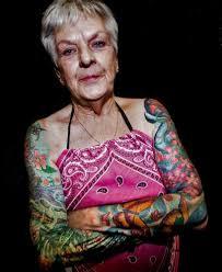 Tattooed Not Age Tattooismyweakness татуировки тату и старость