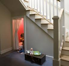 9 Cool Ideas For Kids Playing Area Under The Stairs