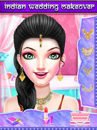 indian gopi s wedding makeover and makeup parlour king empire games inc 0