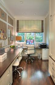 traditional hidden home office. Small Office Designs Home Traditional With Built In Cabinets Desk Hidden