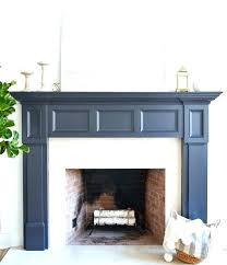 painting fireplace surround painting fireplace surround painted fireplace mantels refinishing mantel best gorgeous ideas painting white