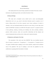 My Thesis Proposal