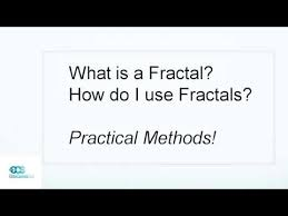 Fractal Stock Charts Introduction To The Fractal Indicator Youtube