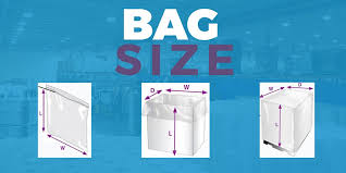 Ziploc Size Chart How To Determine Your Bag Size Poly Bags