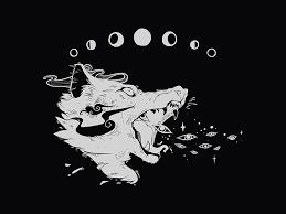 Wolf Illustration By Jennifer Otoole On Dribbble