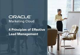 Omc My Chart 4 Principles Of Effective Lead Management Oracle