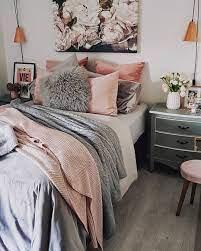 13 best bedroom decor grey pink ideas