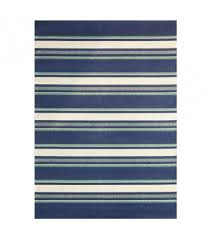 7 x 10 hampton bay blue outdoor area rug from treasure garden