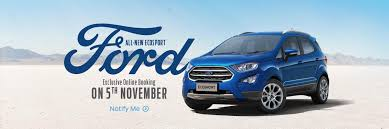 2018 ford 770. fine 770 2018 ford ecosport bags 123 preorders online in under 12 hours intended ford 770 e