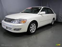 2000 Diamond White Pearl Toyota Avalon XLS #36063987 Photo #13 ...