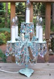 best chandelier table lamp ideas on victorian