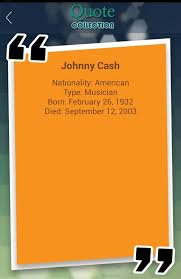 Johnny Cash Quotes Collection For Android Apk Download