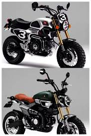 Maybe you would like to learn more about one of these? 2019 Honda Monkey 125 Std Scrambler Cafe Revealed Autopromag Usa