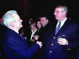 Image result for aleksandar vucic i vojislav seselj u ratu 1992.. fotos