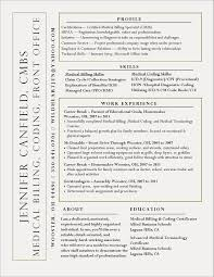Medical Billing And Coding Specialist Resume Examples Free Resume
