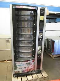 Rotating Vending Machine Mesmerizing Crane Shoppertron 48 Rotating Cold Food Refrigerated Vending