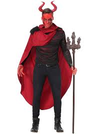 mens demon lord costume jpg 1750x2500 devil makeup for men