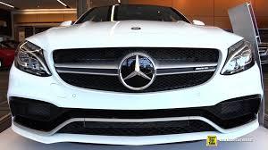 mercedes benz 2015 c class amg. 2015 mercedes benz c class c63 amg sedan exterior and interior walkaround ottawa auto show youtube amg