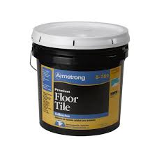 armstrong s 750 4 gal resilient tile adhesive