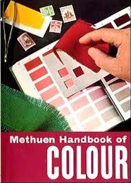 Methuen Handbook Of Colour A Wanscher J H Kornerup