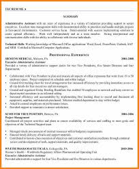 Modern Executive Assistant Resume 8 Executive Assistant Resumes Mael Modern Decor