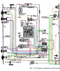 wiring a alternator page 2 truck forum 67 72 wire diagram
