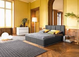adult bedroom design. Mid-sized Eclectic Master Medium Tone Wood Floor Bedroom Photo In Paris With Yellow Walls Adult Design Y