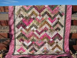 91 best Quilts- batik images on Pinterest | Quilt block patterns ... & Pink and Green Batik Quilt Adamdwight.com