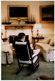 john f kennedy oval office. [John F. Kennedy Sitting In The Oval Office, Washington, D.C.] John F Office S