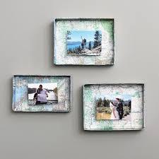 shoe box crafts diy wall art
