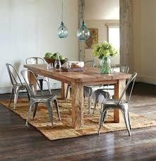 diy reclaimed wood dining table. dark wood plank dining table diy reclaimed