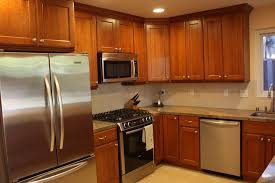 how to install crown molding on kitchen cabinets picture