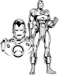 Small Picture Iron Man Coloring Pages Free Super Heroes Coloring pages of