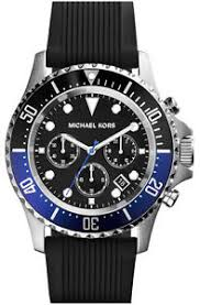 michael kors mk8365 men 039 s everest chronograph stainless steel image is loading michael kors mk8365 men 039 s everest chronograph