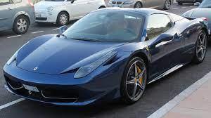 Blue Tour De France Ferrari 458 Spider Driving And Sound 2014 Hq Youtube