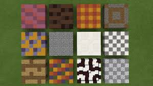 Minecraft Floor Patterns