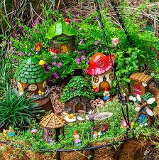 fariy garden. + Mini Fairy Garden Sets Fariy R