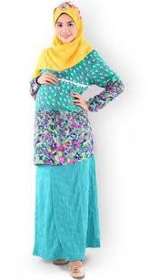 baju kurung ibu hamil #baju #ibu #melayu   Baju Kurung   Pinterest ...