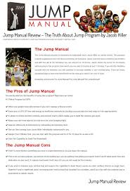 Ppt Jump Manual Review Powerpoint Presentation Id 7447472