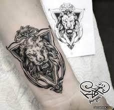 эскизы тату лев с короной клуб татуировки фото тату значения эскизы